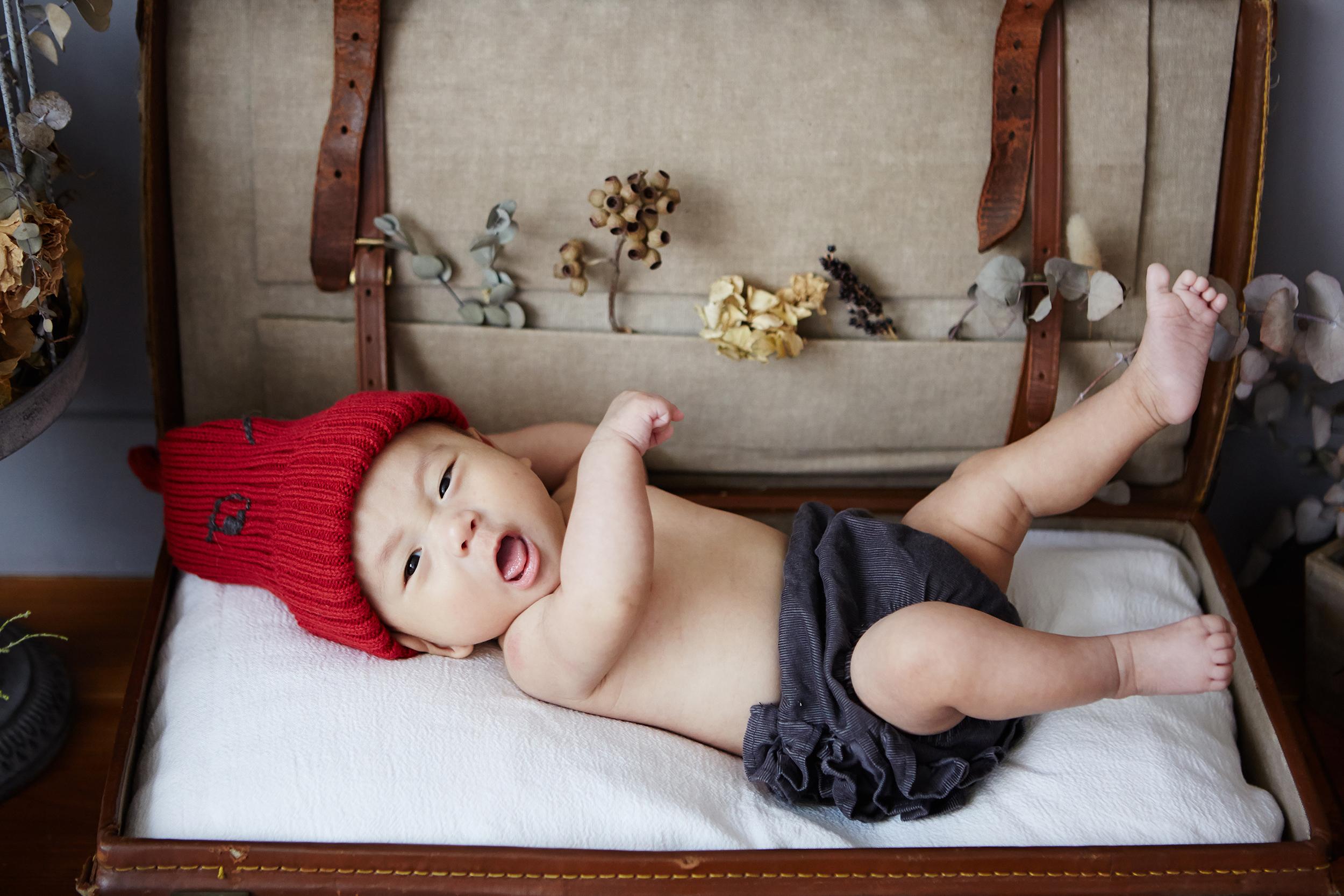 baby写真
