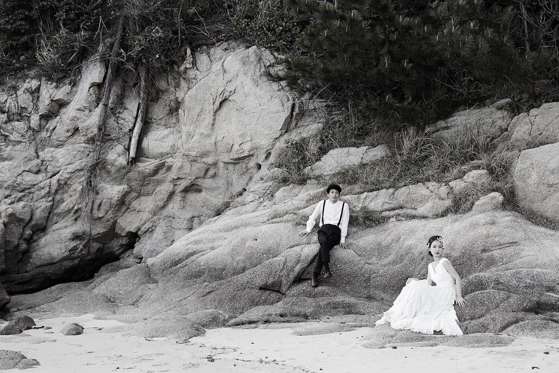 pre- wedding 1写真