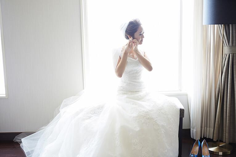 wedding 1写真